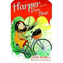 Harper and the Fire Star by Cerrie Burnell, 9781407172781