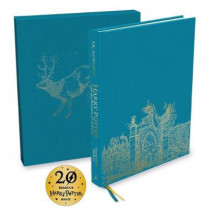 Harry Potter and the Prisoner of Azkaban: Deluxe Illustrated Slipcase Edition by J. K. Rowling, 9781408884768