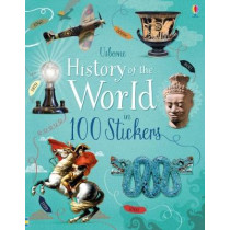 History of the World in 100 Stickers by Rob Lloyd Jones, 9781409564096