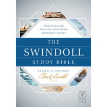 NLT Swindoll Study Bible, The by Charles R. Swindoll, 9781414387253