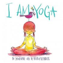 I Am Yoga by Susan Verde, 9781419726972