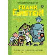Frank Einstein and the EvoBlaster Belt (Frank Einstein series #4) by Jon Scieszka, 9781419727368