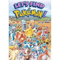 Let's Find Pokemon! by Kazunori Aihara, 9781421595795