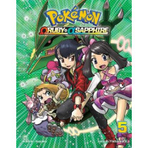 Pokemon Omega Ruby Alpha Sapphire, Vol. 5 by Hidenori Kusaka, 9781421596266