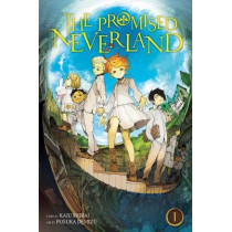 The Promised Neverland, Vol. 1 by Kaiu Shirai, 9781421597126