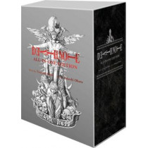Death Note (All-in-One Edition) by Takeshi Obata, 9781421597713