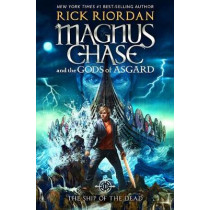 The Ship of the Dead by Rick Riordan, 9781423160939