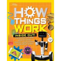 How Things Work: Inside Out (How Things Work) by Tamara J Resler, 9781426328770