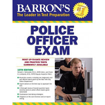 Barron's Police Officer Exam by Donald J. Schroeder, 9781438009148