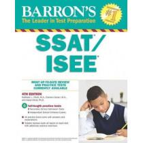 Barron's SSAT/ISEE: High School Entrance Examinations by Kathleen J. Elliott, M.A., 9781438009643