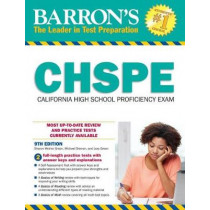 Barron's CHSPE: California High School Proficiency Exam by Sharon Weiner Green, 9781438009667