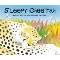 African Animal Tales: Sleepy Cheetah by Mwenye Hadithi, 9781444926200