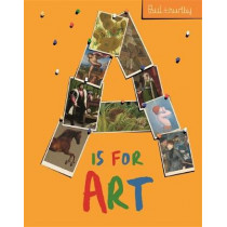 A is for Art by Paul Thurlby, 9781444933673