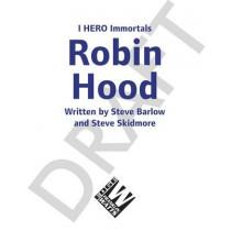EDGE: I HERO: Legends: Robin Hood by Steve Barlow, 9781445151830