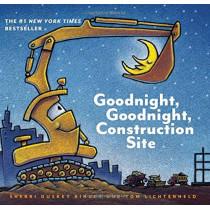 Goodnight, Goodnight Construction Site by Sherri Duskey Rinke, 9781452111735