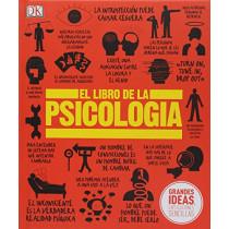 El Libro de la Psicologia by DK, 9781465460172