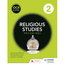 OCR Religious Studies A Level Year 2 by Michael Wilkinson, 9781471866746