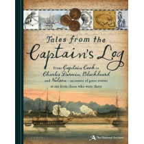 Tales from the Captain's Log by The National Archives, 9781472948663