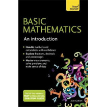 Basic Mathematics: An Introduction: Teach Yourself by Alan Graham, 9781473651975