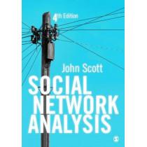 Social Network Analysis by John Scott, 9781473952126