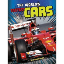 The World's Fastest Cars by Sean McCollum, 9781474711593
