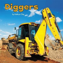 Diggers by Kathryn Clay, 9781474727259