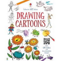 Drawing Cartoons by Anna Milbourne, 9781474933643