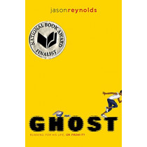Ghost by Jason Reynolds, 9781481450164