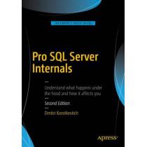 Pro SQL Server Internals by Dmitri Korotkevitch, 9781484219638