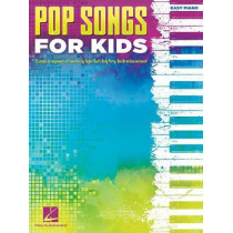 Pop Songs For Kids by Hal Leonard Publishing Corporation, 9781495089619
