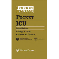 Pocket ICU by Richard D. Urman, 9781496358172