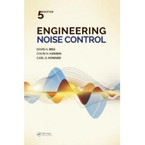 Engineering Noise Control by David A. Bies, 9781498724050