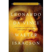 Leonardo da Vinci by Walter Isaacson, 9781501139154