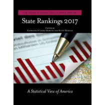 State Rankings 2017: A Statistical View of America by Kathleen O'Leary Morgan, 9781506371795