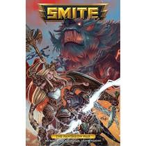 Smite: The Pantheon War by John Jackson Miller, 9781506702339