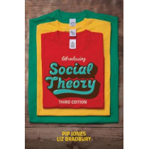 Introducing Social Theory by Pip Jones, 9781509505043