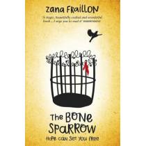 The Bone Sparrow by Zana Fraillon, 9781510101555