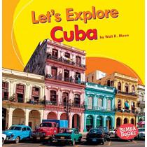 Let's Explore Cuba by Moon Walt, 9781512430158