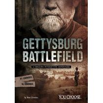 Gettysburg Battlefield: A Chilling Interactive Adventure by Matt Doeden, 9781515736493