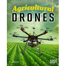 Agricultural Drones (Drones) by Simon Rose, 9781515737759