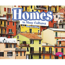 Homes in Many Cultures (Life Around the World) by Heather Adamson, 9781515742388