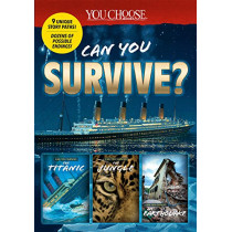 You Choose: Can You Survive Collection by Matt Doeden, 9781515761983