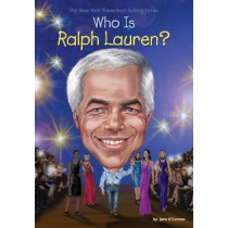 Who Is Ralph Lauren? by Jane O'Connor, 9781524784027