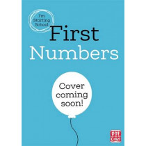 I'm Starting School: First Numbers: Wipe-clean book with pen by Pat-a-Cake, 9781526380104