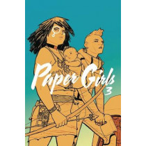 Paper Girls Volume 3 by Brian K. Vaughan, 9781534302235