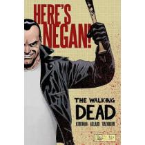 The Walking Dead: Here's Negan by Charlie Adlard, 9781534303270