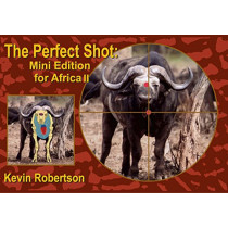 The Perfect Shot: Mini Edition for Africa 2 by Kevin Robertson, 9781571574626
