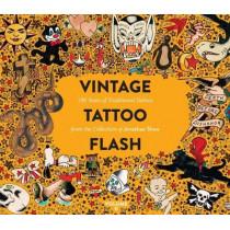 Vintage Tattoo Flash Volume 2 by Jonathan Shaw, 9781576878477