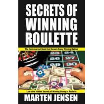 Secrets of Winning Roulette by Marten Jensen, 9781580423502