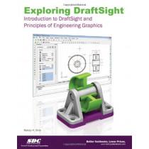 Exploring DraftSight by Randy Shih, 9781585037551